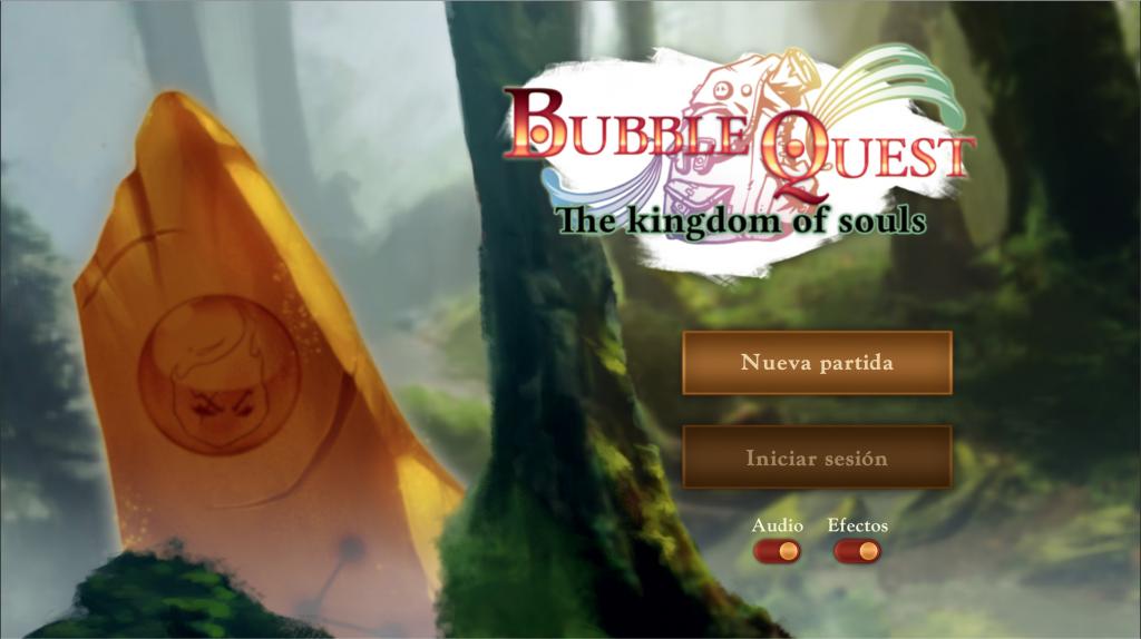 Bubble Quest - main